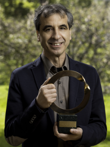 rossano goldman environmental prize