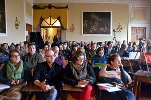Attivisti, amministratori, referenti industriali e tecnici gomito a gomito - week end di Formazione, Vorno (Capannori) 2013