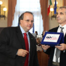 "Rossano Ercolini received the ""Paolo Borsellino National Prize"""
