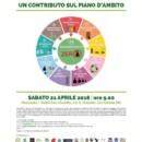 21 Aprile 2018 – Macerata – Un contributo sul Piano d'Ambito